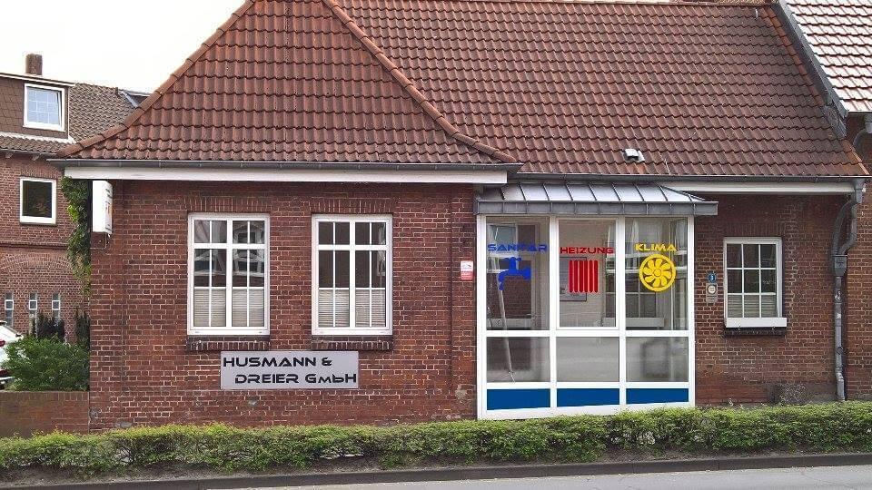 Gebäude Husmann & Dreier GmbH