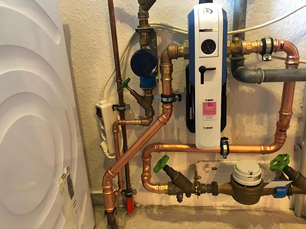 Installation-Trinkwasserfilter-Buxtehude-Husmann-Dreier