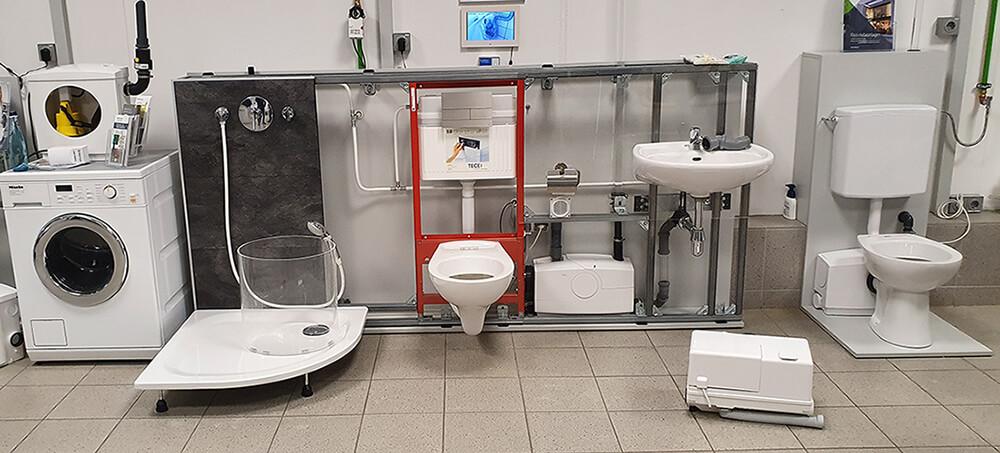 Waschmaschine-Toilette-Waschbecken-Husmann-Dreier